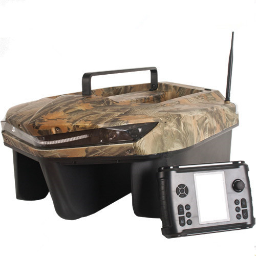Fishing Bait Boat , Fishing Tackles RYH-003D With Triple Hull ,Compass , GPS , Fish Finder