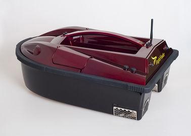 赤い対のプロペラの可聴アラーム システム RYH-001C が付いているリモート・コントロール魚のファインダーの餌のボート